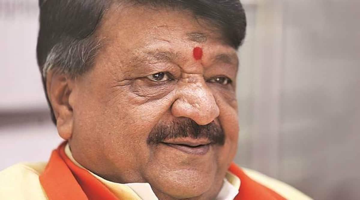 Kailash Vijayvargiya, Kailash Vijayvargiya on Kamal Nath govt, PM Modi Kamal Nath govt, Madhya Pradesh, Indian Express