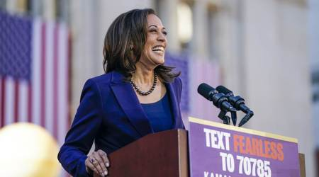 Kamala Harris appreciates Joe Biden