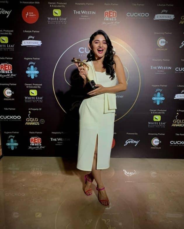 kanika mann, Gold Glam and Style Awards
