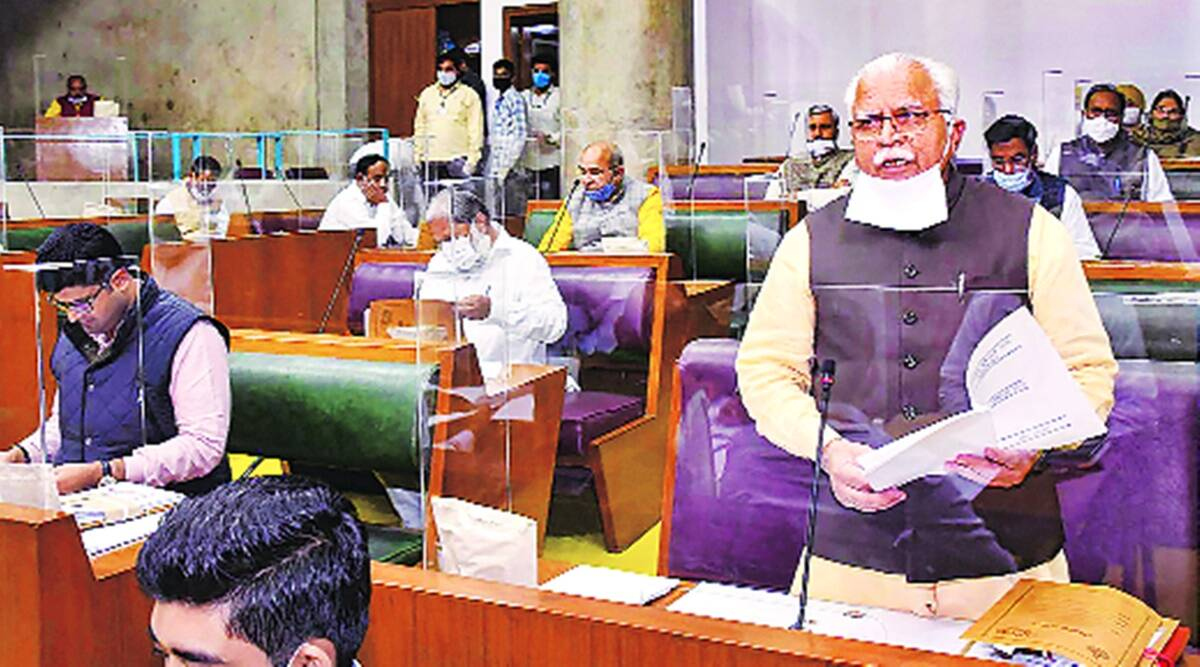 farm laws, farmer protests, farmer protests Haryana, Haryana farmer protests, Haryana farm laws, India news, Indian Express