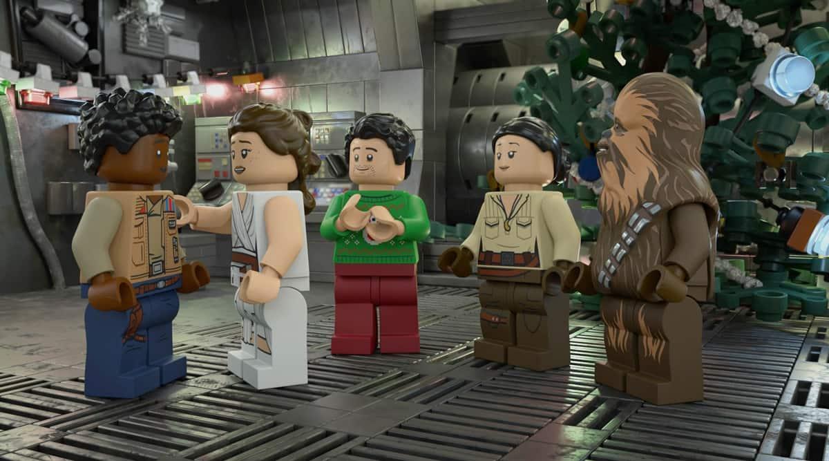 LEGO STAR WARS HOLIDAY SPECIAL, LEGO STAR WARS HOLIDAY SPECIAL review, lego star wars special, star wars holiday special