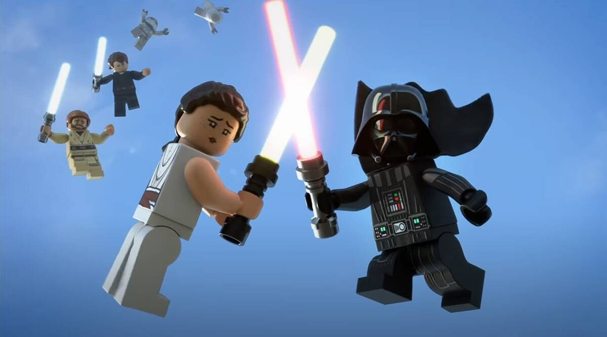 LEGO Star Wars Holiday Special, star wars special, LEGO Star Wars Holiday Special trailer, star wars special