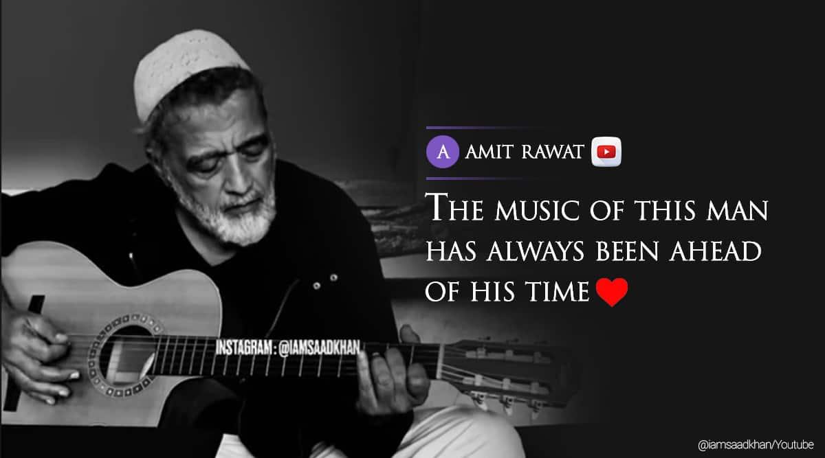 Lucky Ali, O Sanam, Unplugged version, Lucky Ali O Sanam, Lucky Ali 'Sunoh' album, 'Sunoh' live unplugged performance, O Sanam unplugged version Lucky Ali guitar, Viral video, Trending news, Indian Express news.