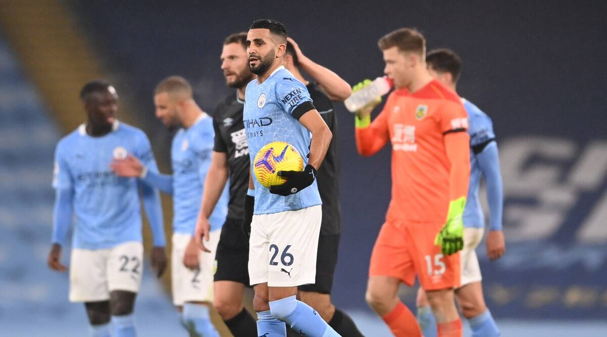 Liverpool held, Manchester City on fire and Everton lose again