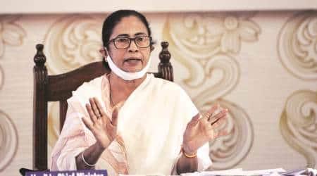 Mamata Banerjee, Mamata Banerjee on farm bills, Mamata Banerjee west bengal election campaign, bengal election 2021, indian express