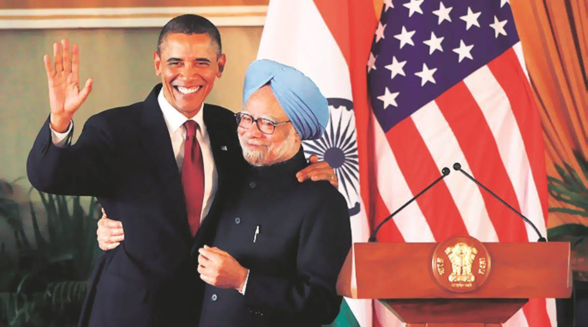 Obama in his memoir: '(Dr Singh) looked frail...I wondered what would happen when he left office'