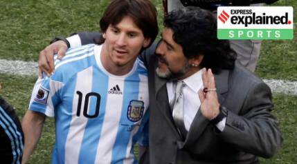 Does winning the World Cup make Diego Maradona greater than Lionel Messi?