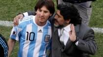 Does winning the World Cup make Maradona greater than Messi