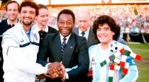 Pele leads tributes as the world mourns death of Diego Maradona