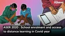 ASER 2020: School enrolment and access to distance learning in Covid year