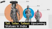 Tall, Taller, Tallest: Upcoming Statues In India
