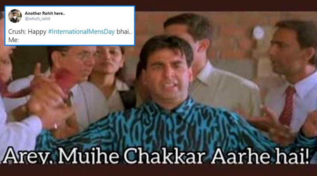 International Men's Day, International Men's Day memes, men's day, women's day, google doodle, trending, indian express, indian express news