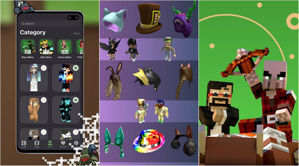 minecraft fraud apps, avast cybersecurity, fraud apps on play store, Skins, Mods, Maps for Minecraft PE, Skins for Roblox, MasterCraft for Minecraft, Master for Minecraft, Boys and Girls Skins