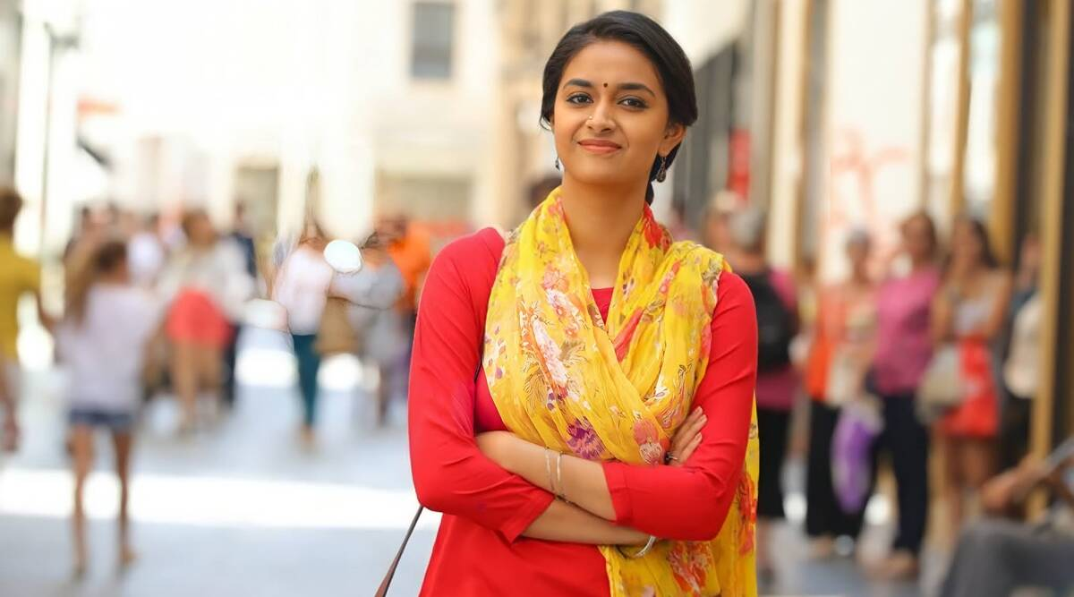Miss India review: Keerthy Suresh movie is as dull as ditchwater |  Entertainment News,The Indian Express