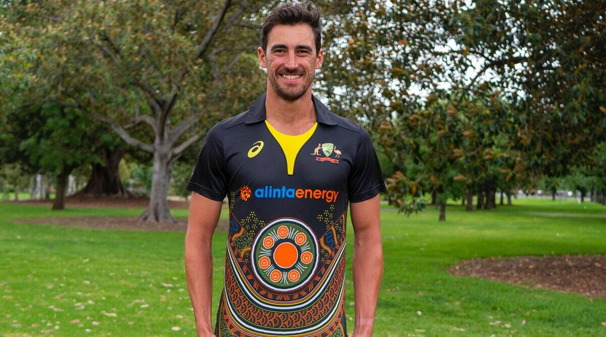 In T20 today, Australian cricketers go back 60,000 years with indigenous jersey