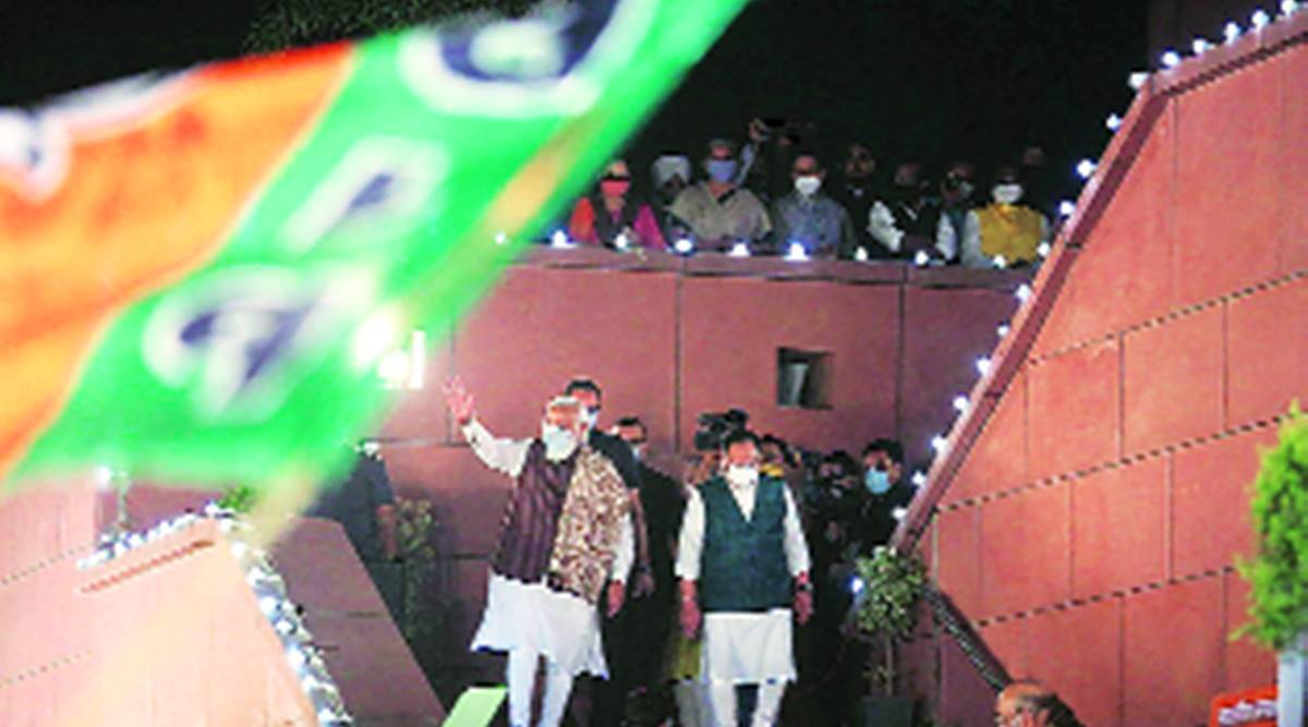 Bihar elections: 1st to 3rd phase, BJP made up for lost ground, RJD slipped
