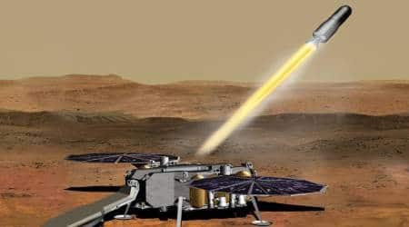 NASA Mars Sample, NASA ESA partnership, NASA Mars sample return mission, mars 2020 Perservarance Rover, mars rock samples, mars space exploration