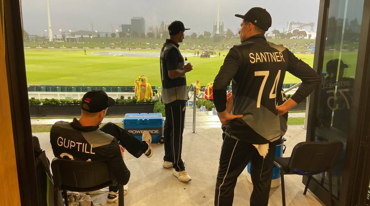 New Zealand pocket series against Windies after rain washes out final T20I
