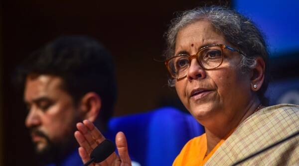 Stimulus measures, Govt stimulus measures explained, India job creation measures, Nirmala Sitharaman press conference, Nirmala Sitharaman, India economy, India lockdown impact,