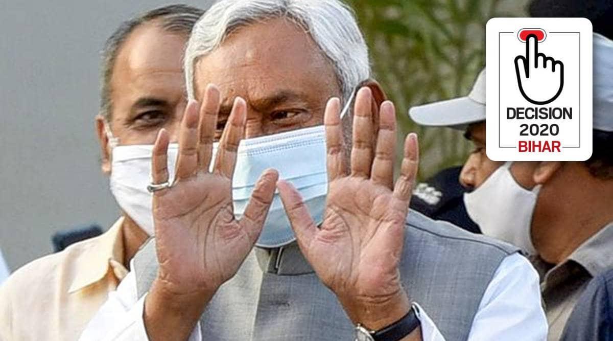 Bihar election, bihar election results, Bihar CM nitish kumar, nitish kumar, Bihar BJP, tejashwi yadav, indian express, bihar news,
