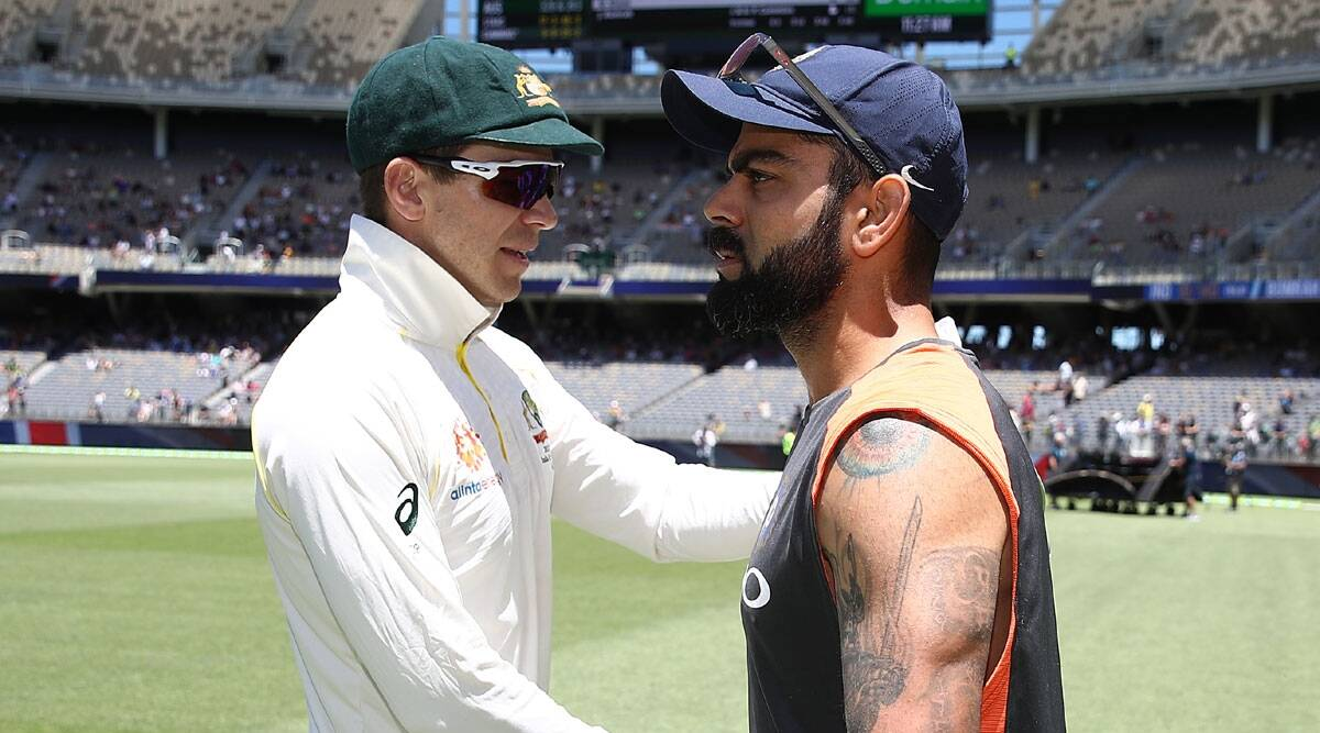 He is just another player to me': Tim Paine on 'polarising' Virat Kohli