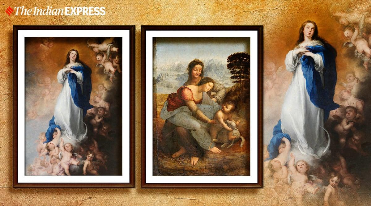 art restoration, recent art restorations, art restorations gone wrong, indian express news