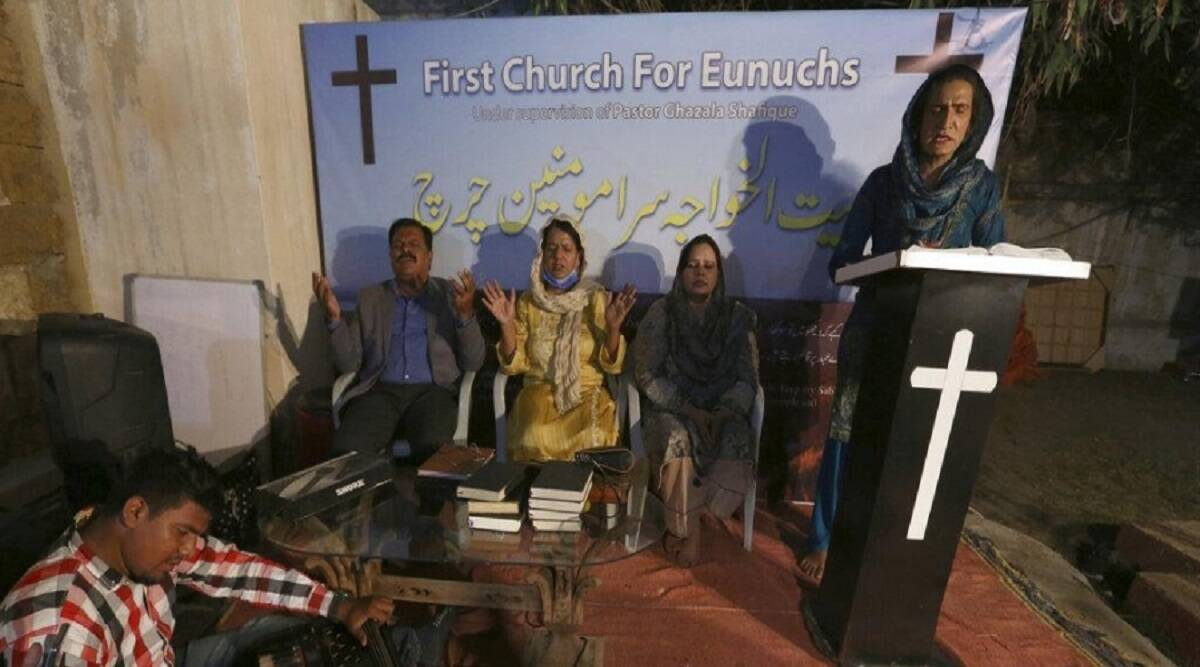 First church for transgenders in Pakistan, Church for Transgenders