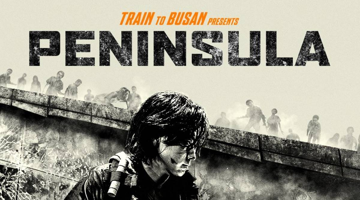A poster of Peninsula movie