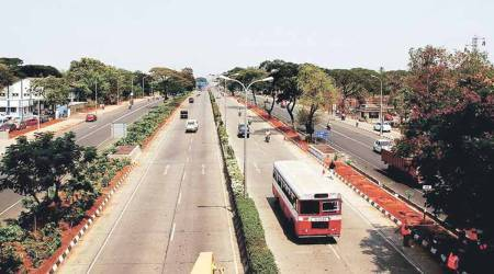 Pimpri-Chinchwad Smart City project, Shiv Sena Sena alleges corruption, Pune news, Maharashtra news, Indian express news