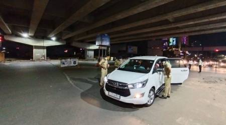 Ahmedabad curfew, Ahmedabad panic buying, Ahmedabad news, Gujarat news, Indian express news