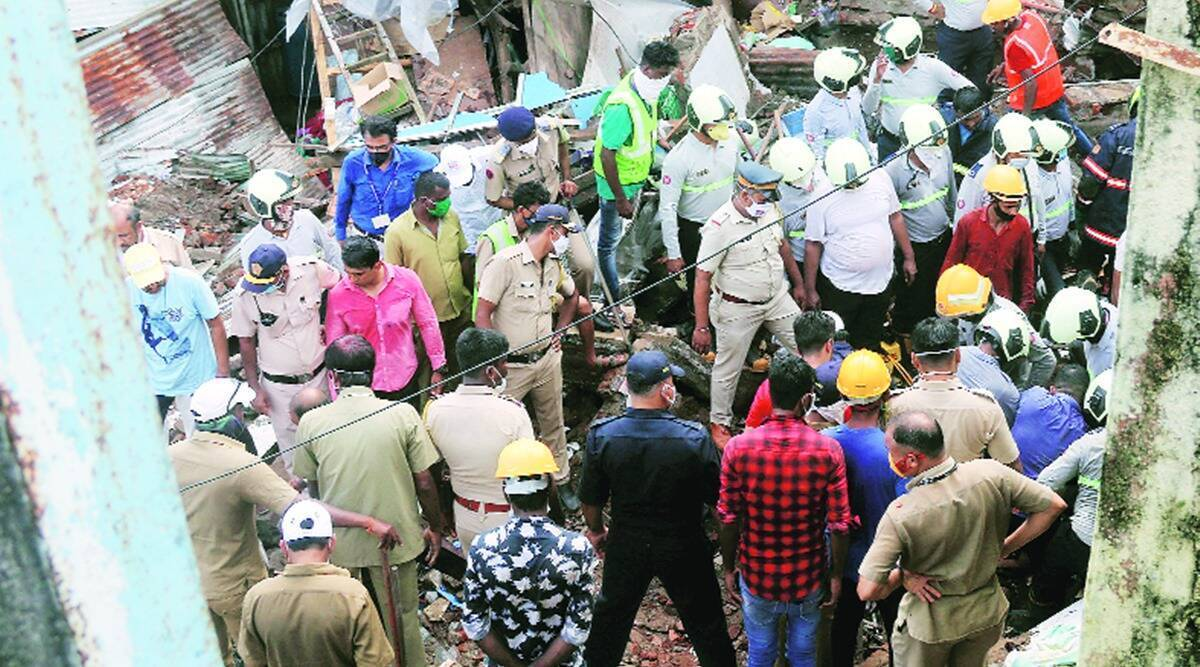 Nagpada building collapse, Nagpada building owner, mumbai sessions court, Mumbai news, Maharashtra news, Indian express news