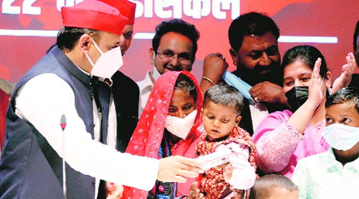 UP bypolls, Akhilesh Yadav on bypolls, Lucknow news, Up news, Indian express news