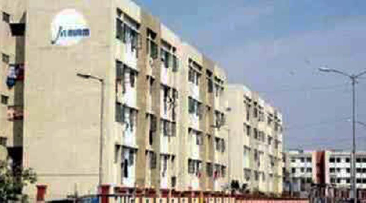 PCMC's Rs 400-crore slum rehab project in soup, falls within red zone