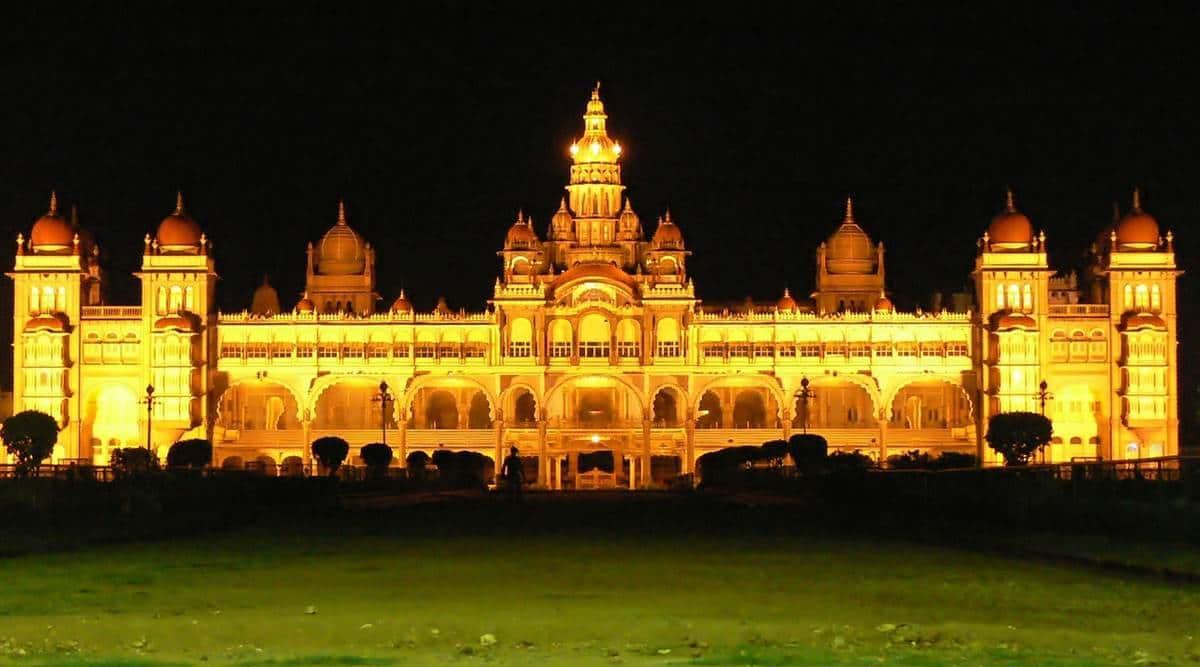 mysuru, mysuru sandalwood museum, sandalwood museum in mysuru, Mysore Palace, indian express news
