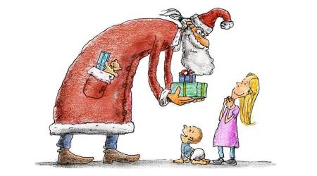 pandemic, Christmas, letters for Santa Claus, pandemic worries of children, letters to Santa, Christmas in pandemic, parenting, indian express news
