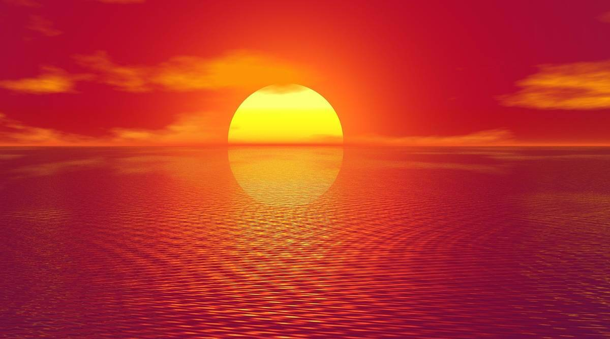 sun, what happens to the sun in solar system, nature of the sun, what are sunspots, learning about the sun, parenting, indian express news