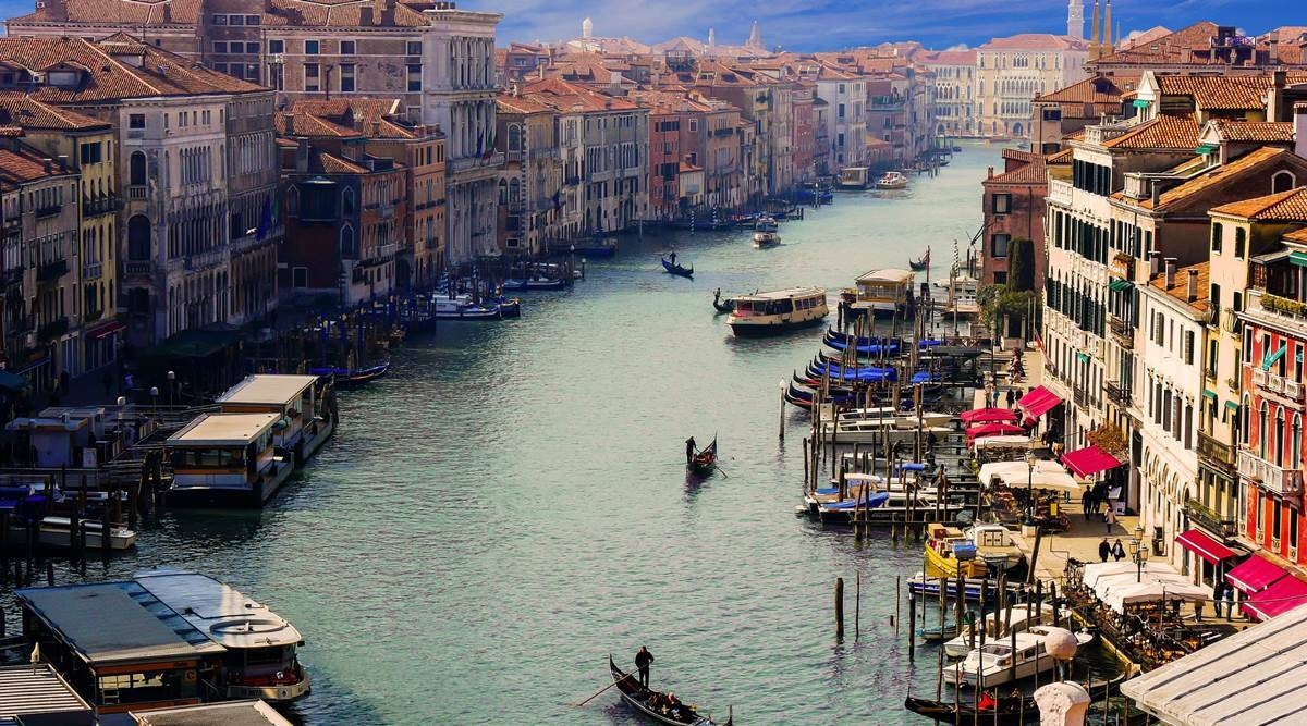 Venice, tourist tax in Venice, pandemic, travelling, travelling to Venice, tax on day visitors in Venice Italy, indian express news