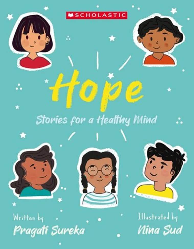 mental health books for children, mental health and children, indianexpress.com, indianexpress, book of hope, pragati sureka, pragati surekha, depression and children,
