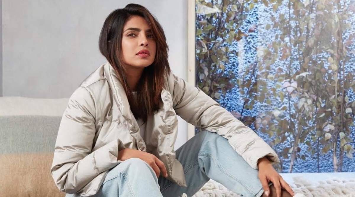 Priyanka Chopra Jonas begins prep work for Text For You