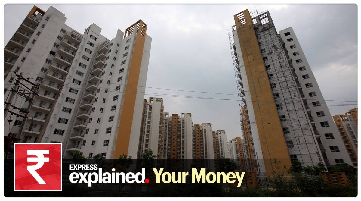 Stimulus measures, Home loans, Home loans tax, tax rebate, Nirmala Sitharaman, India economy, india real estate, India lockdown impact, Indian Express
