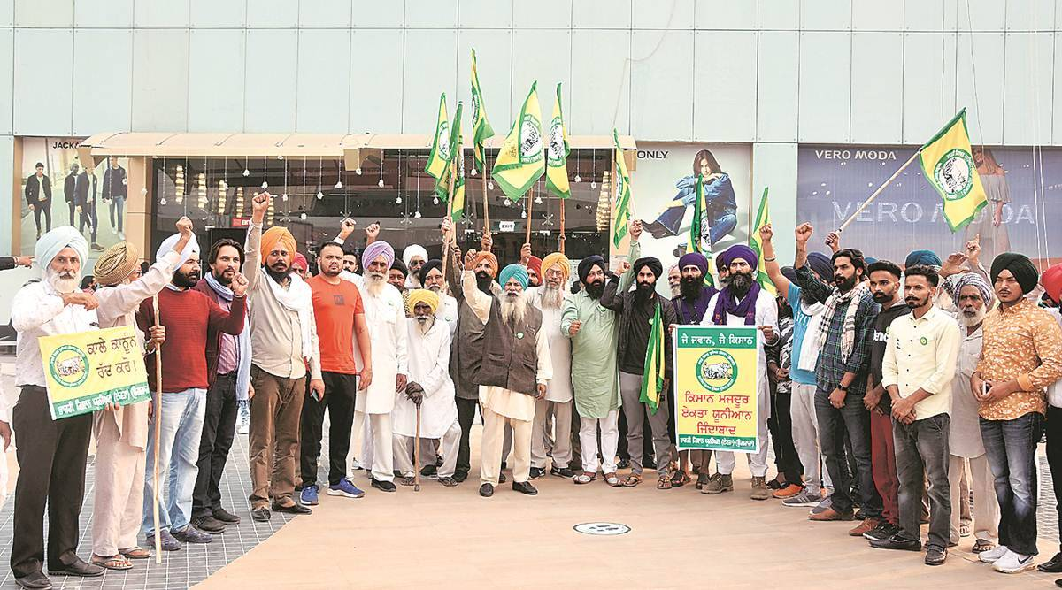 punjab farmers protest, punjab farmers, punjab news, fPunjab farmers invitation, farm laws, indian express