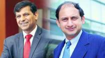Proposal to allow corporate houses to set up banks a 'bombshell': Rajan, Acharya