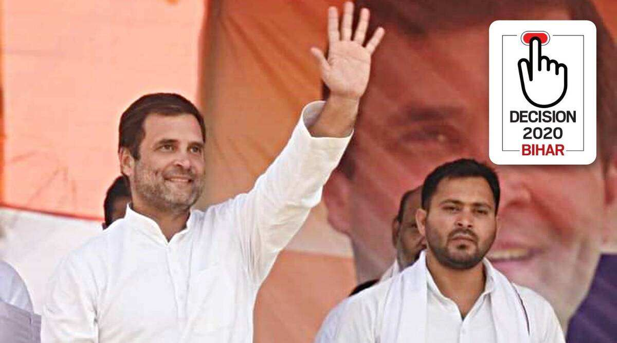 Bihar election results: Congress the weakest link, pulling MGB down, losing most fights against BJP