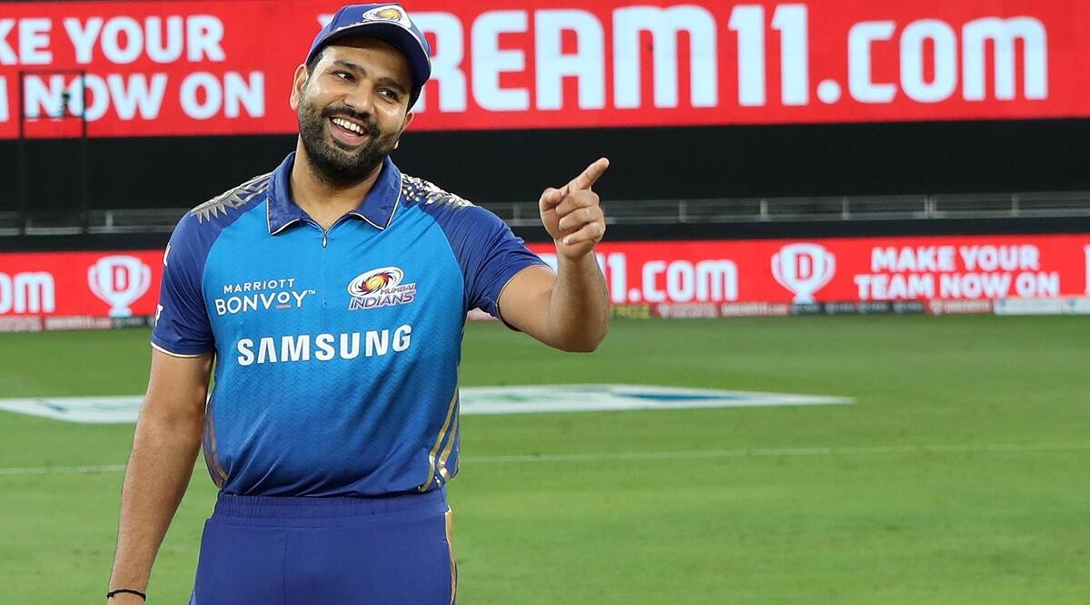 I don't run behind my players with stick in hand: Rohit Sharma after IPL  2020 final | Sports News,The Indian Express