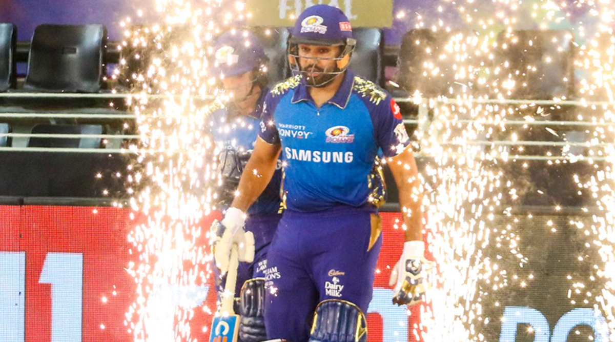 Rohit Sharma T20 captain, Michael Vaughan for Rohit Sharma T20 captaincy, IPL 2020, India's T20 captain Rohit Sharma, MI beat DC