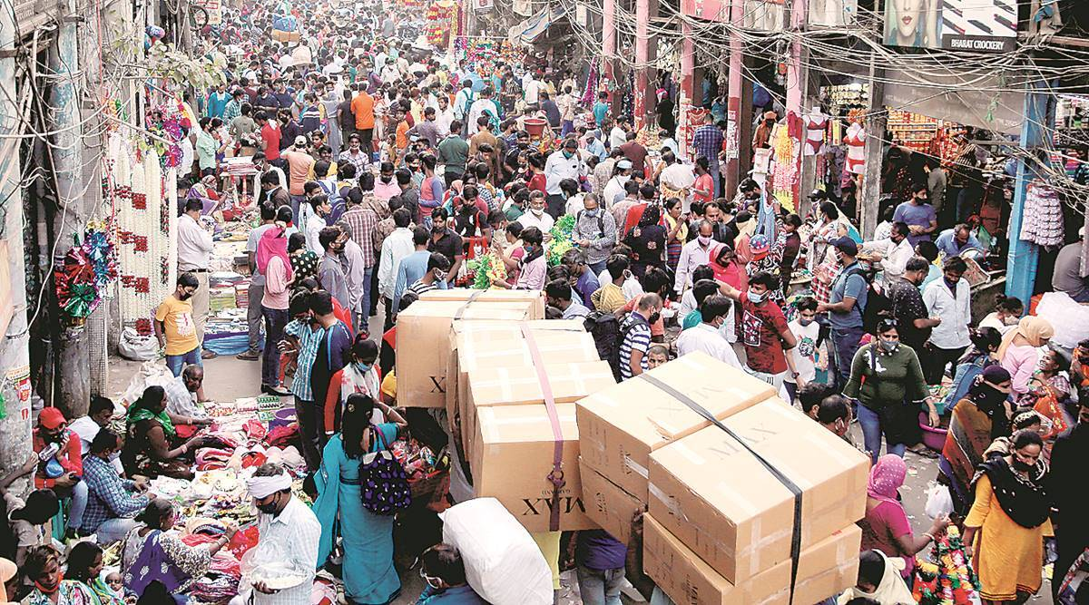 Tests confirm worst fear: Positivity rate high at Delhi's crowded markets
