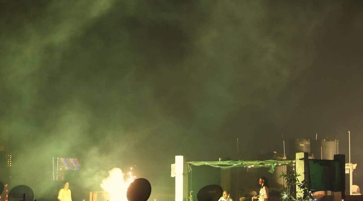 Mumbai: Drop in noise levels, city sees quiet Diwali