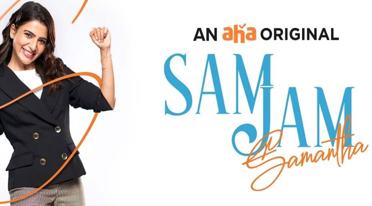 Samantha's Sam Jam Samantha