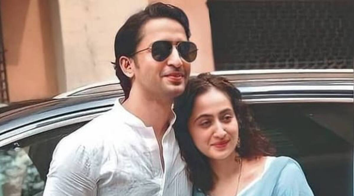 TV actor Shaheer Sheikh ties the knot with Ruchikaa Kapoor | Entertainment News,The Indian Express