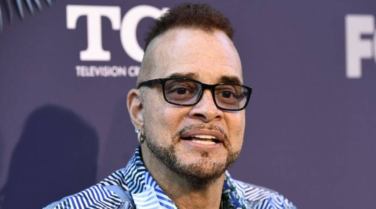 Comedian-actor Sinbad